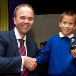 Year 3 Academic Award Winner - Alfie Dixon