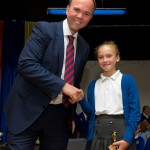Year 5 Non-Academic Award Winner - Isabel Finch