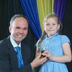 Maisie Pardoe Winner Year 1 Academic Achievement