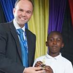 Jevan Addotey Winner Year 4 Academic Achievement